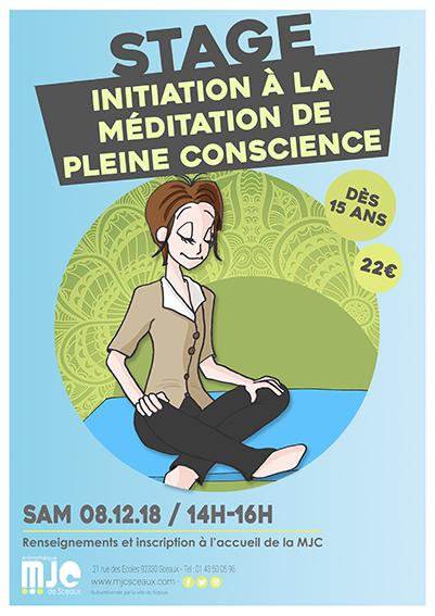 WEB A4AFFICHES méditation plein conscienc